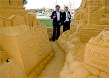 Engineering Sand Sculptures Sand Events Sculpting Sand – Jennifer Rossen